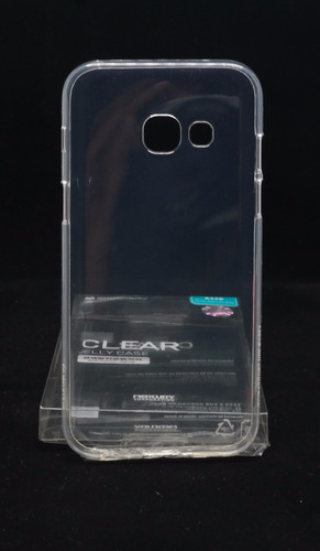 funda galaxy a3 2017 mercury goospery clear jelly case