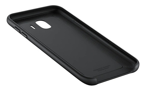 funda galaxy j4 dual layer cover