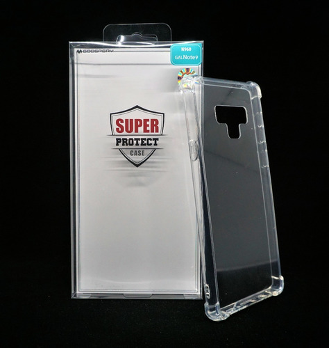 funda galaxy note 9 mercury goospery nuevo super protect