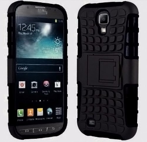 funda galaxy s4, samsung galaxy s4 armor [heavy duty]