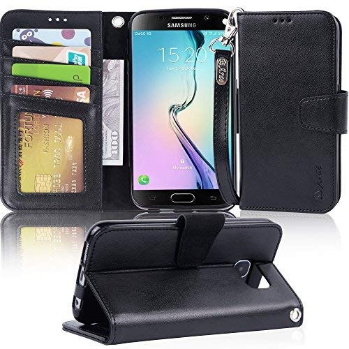 3164c72f287 Funda Galaxy S6, Arae Funda Con Billetera Samsung Galaxy ...