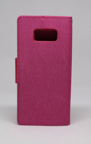 funda galaxy s8 mercury goospery canvas diary rosa