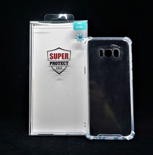 funda galaxy s8 plus mercury goospery super protect