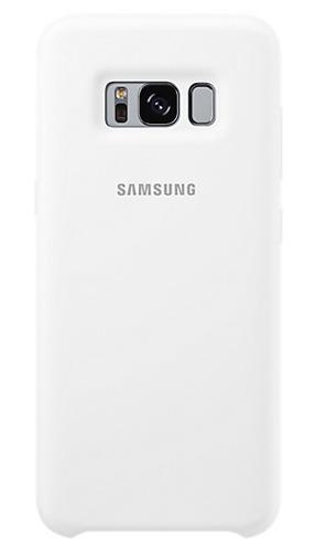 funda galaxy s8 + plus silicon cover blanca envio gratis