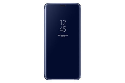 funda galaxy s9+ clear view standing cover