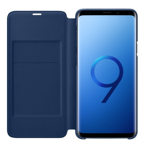 funda galaxy s9 plus led view cover