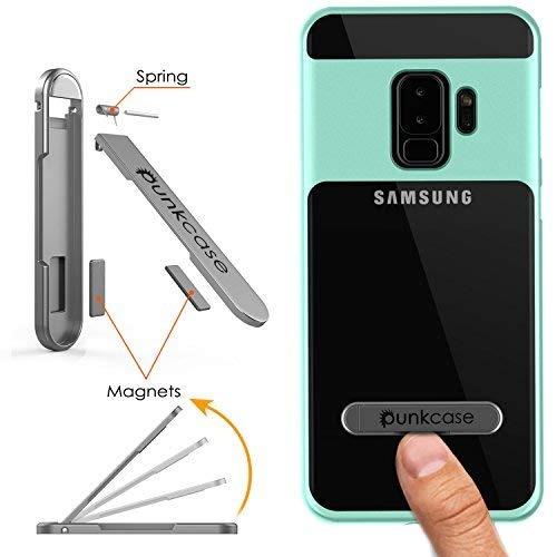 timeless design ee617 fca69 Funda Galaxy S9 Plus, Punkcase [lucid 3.0 Series] [slim...