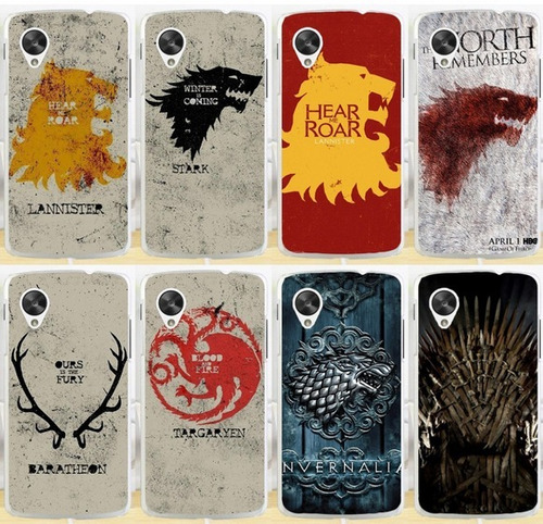 funda game of trons samsung motorola lg iphone nokia huawei
