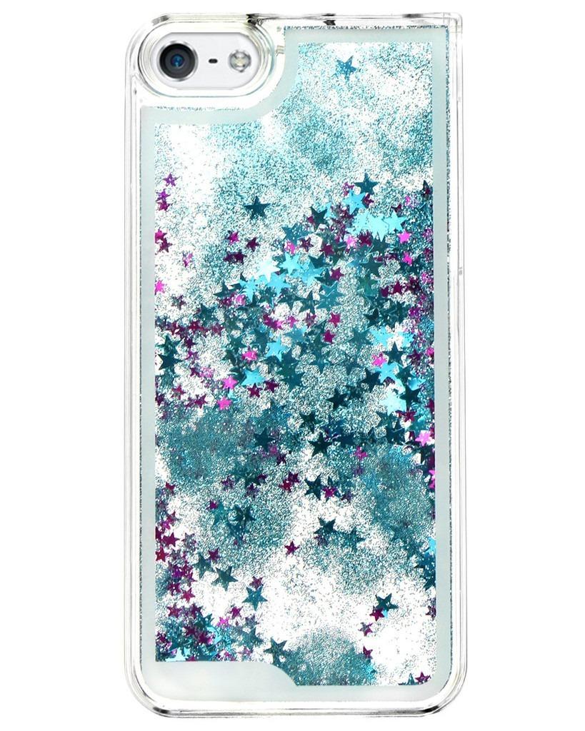 337e78f42dc funda glitter agua brillos estrellas iphone 4 5s 6s 7 8 plus. Cargando zoom.