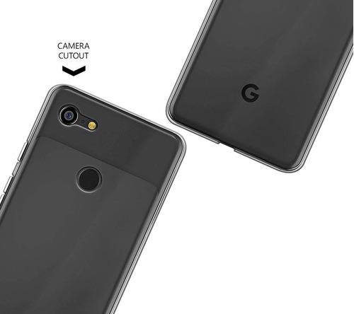 funda google pixel 3 xl, funda protectora de gel suave ...