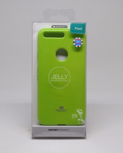 funda google pixel mercury goospery jelly case limon