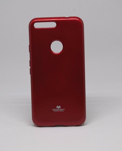 funda google pixel xl mercury goospery jelly case rojo