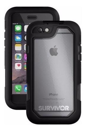 size 40 9fd5a ea2b4 Funda Griffin Survivor Summit iPhone 7 Azul