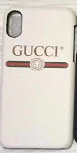 a3ec9d6f6e3 Funda Gucci Tigre Abeja Logo iPhone 6 7 8 Plus X Xr Xs Max ...