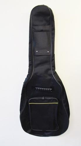 funda guitarra acústica con tirantes
