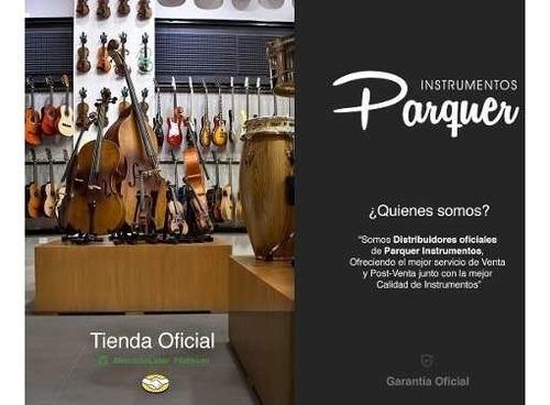 funda guitarra criolla parquer acolchada mochila cuotas