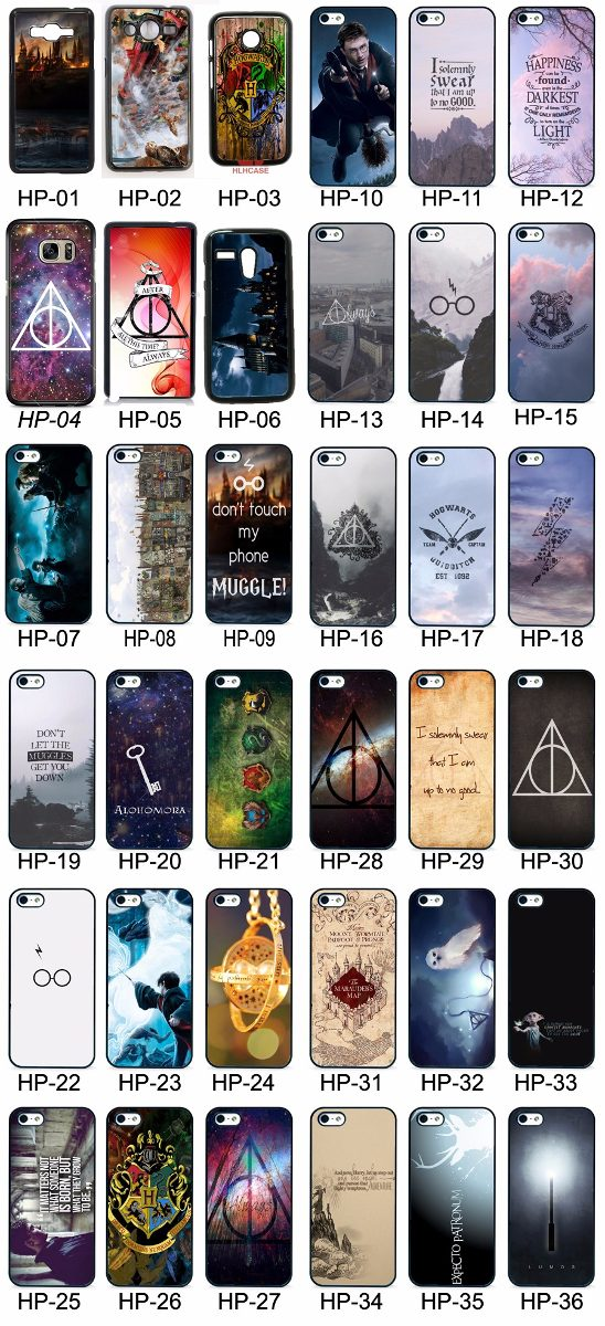 carcasa huawei p9 lite harry potter