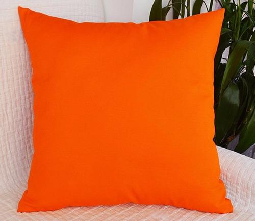 funda hecha a mano tangdepot 12x20 pulgadas naranja