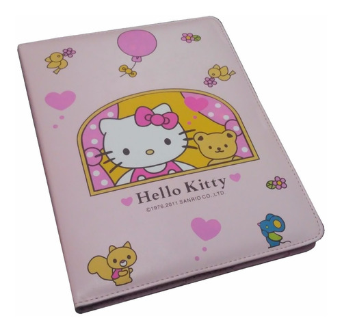 funda hello kitty smart cover ipad 3 estuche protector