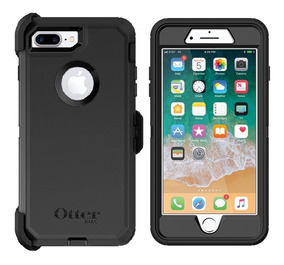 pretty nice e8d98 81f51 Funda Holster iPhone 7 Plus 8 Plus Otterbox Defender Origina