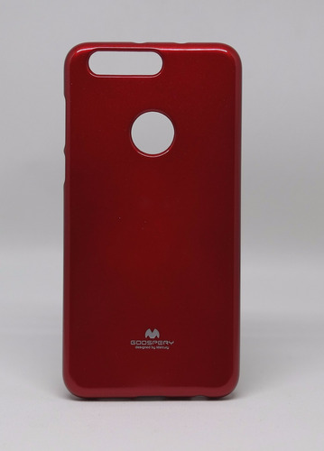 funda huawei honor 8 mercury goospery jelly case rojo