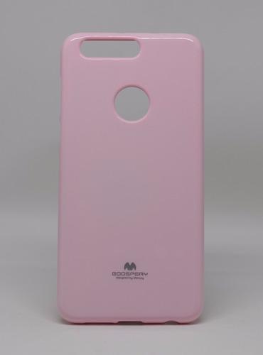 funda huawei honor 8 mercury goospery jelly case rosa