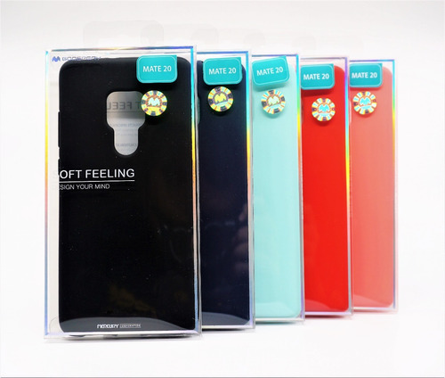 funda huawei mate 20 mercury goospery soft feeling