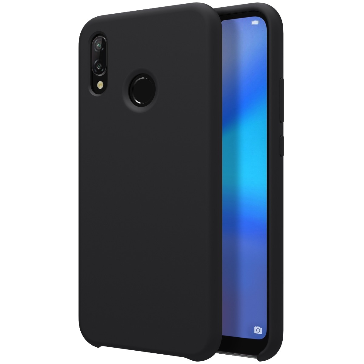 13e19afee63 Funda Huawei P20 Lite - Nillkin Flex Pure Case - $ 299.00 en Mercado ...