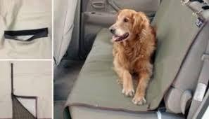 funda impermeable de asiento de auto/camioneta para mascotas