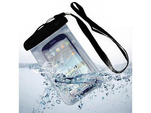 funda impermeable para celulares