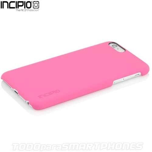 newest 61e88 af6fb Funda Incipio Feather iPhone 6 Plus Rosa