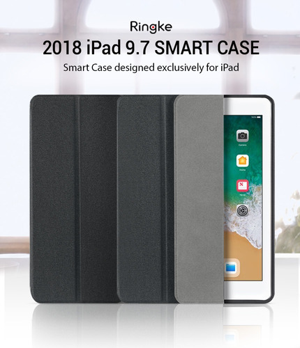funda ipad 9.7 2018 ringke smart case cover premium