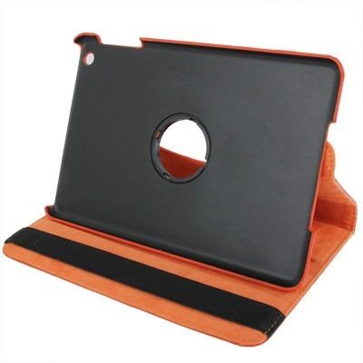 funda ipad mini 1 2 3 4 5 giratoria 360° simil cuero + envio