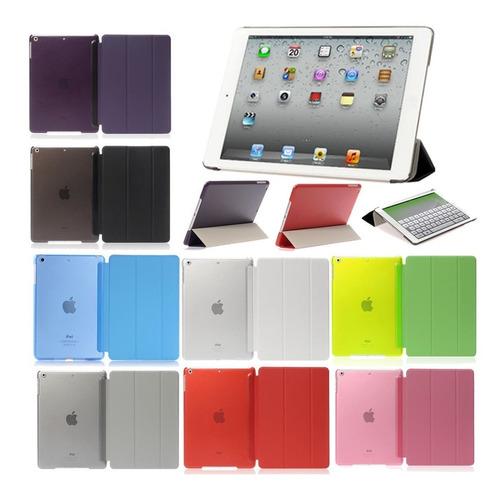 funda ipad mini 1 2 3 4 5  smart cover+ carcasa+ lápiz touch