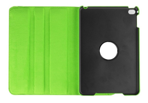funda ipad mini 1 2 3  giratoria 360° símil cuero