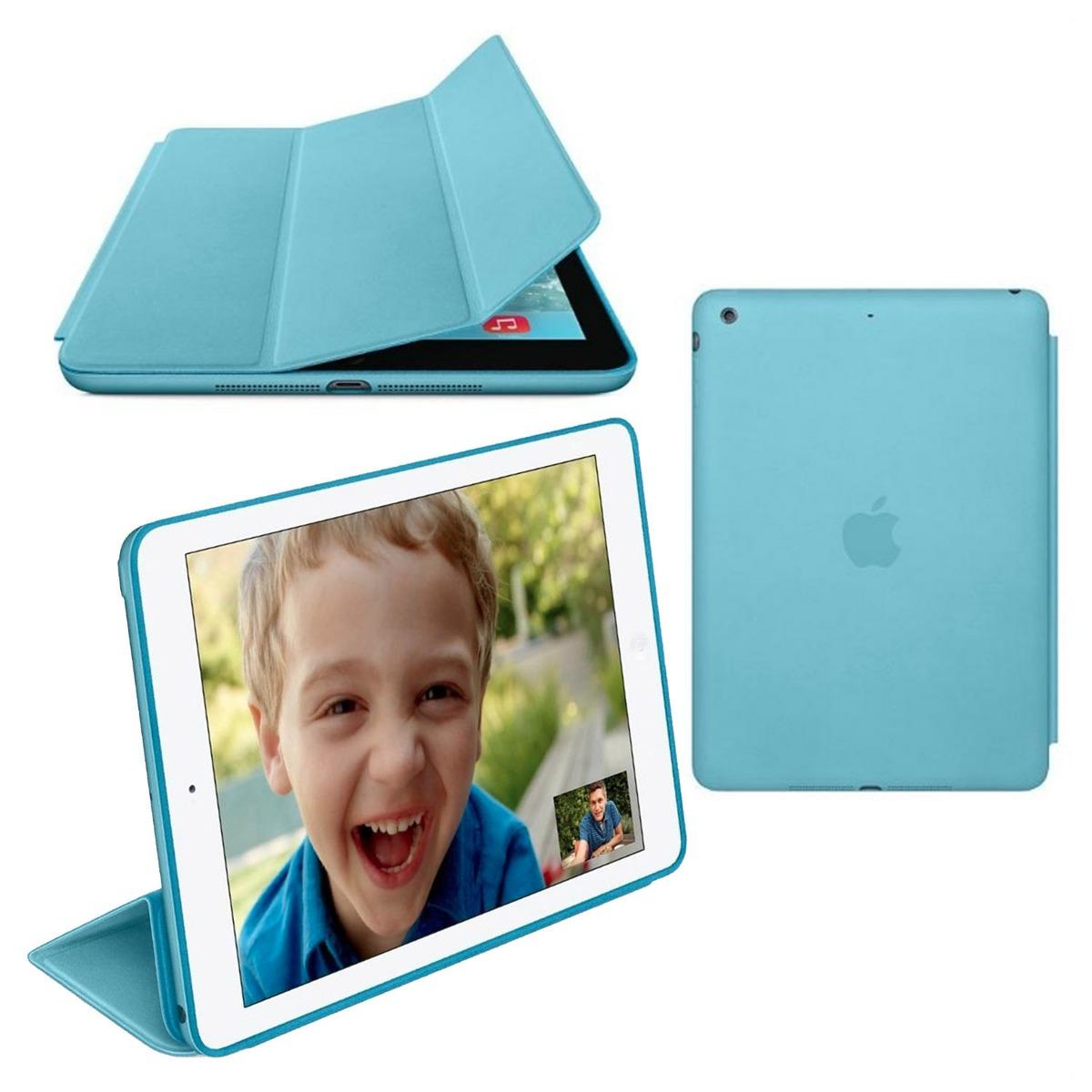 Funda ipad mini 1 2 3 smartcover proteccion completa mica ms en mercado libre - Ipad 1 funda ...