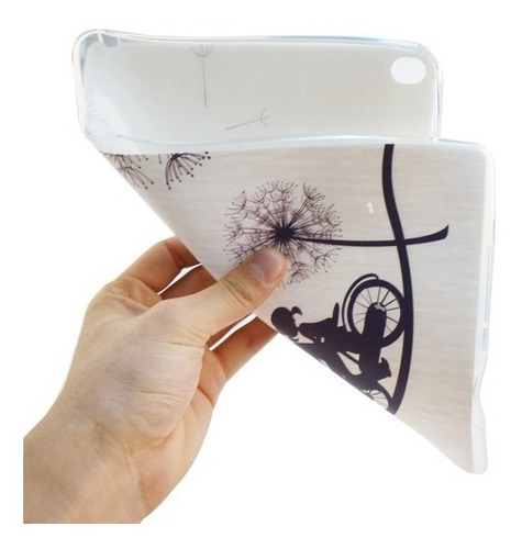funda ipad mini 5 mini 4 tpu flexible con diseños premium