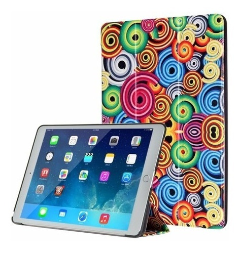 funda ipad pro 9.7  smart cover art & design