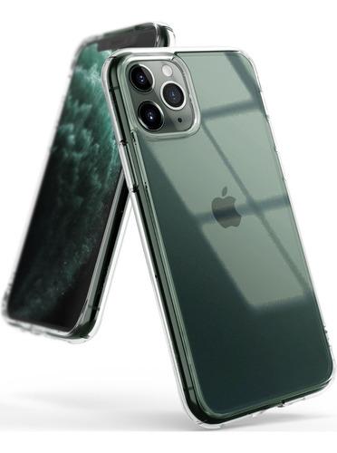 funda iphone 11 11 pro pro max ringke fusion + templado