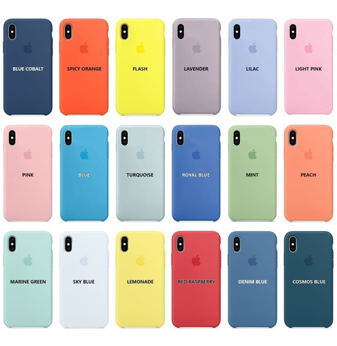funda iphone 11 pro apple original silicona en floresta