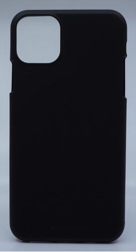 funda iphone 11 pro max (6.5) goospery sf jelly case