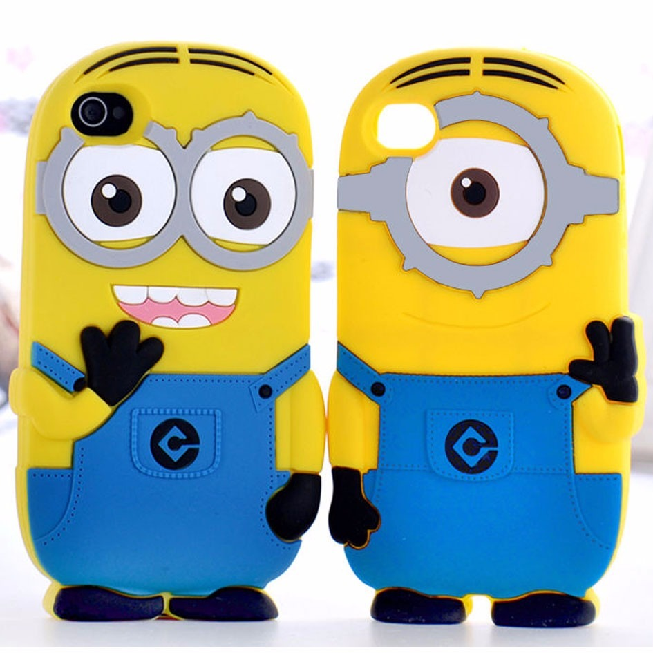 funda iphone 4s minion