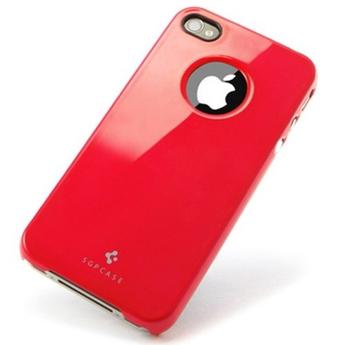 funda iphone 4 /4s ultra thin spigen sgp 100% original