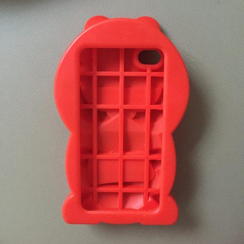 funda iphone 4s garfield modelo único original envio gratis