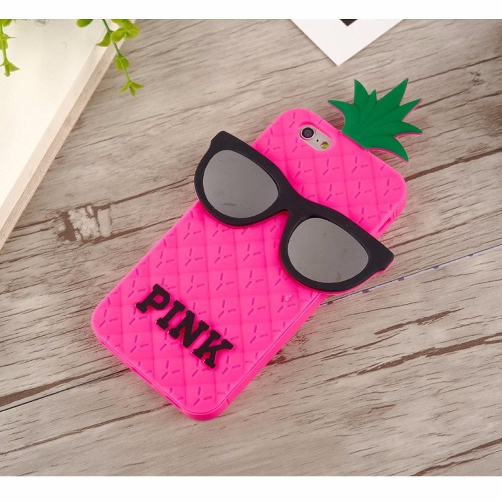 d1c94ceafe4 Funda iPhone 5 / 6 / 6plus Victoria's Secret Pink - $ 382,72 en ...