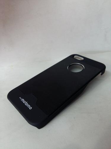 funda iphone 5 aluminio negro