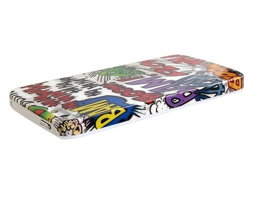 funda iphone 5 diseño original - comics