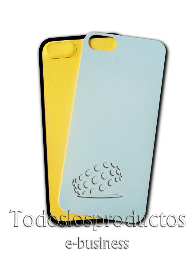 Funda Iphone 5 Sublimacion Sublimar No Transfer Colores