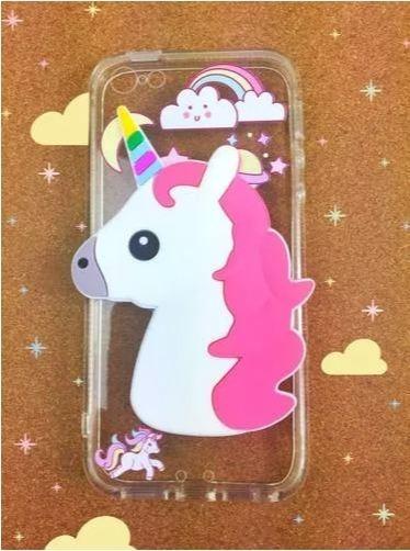 funda iphone unicornio