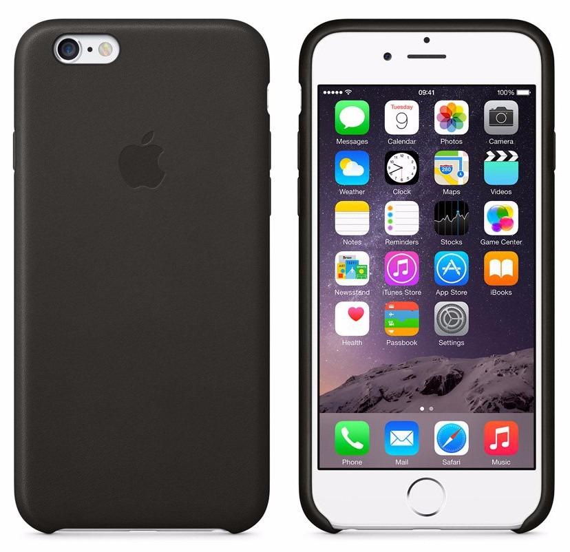 carcasa iphone 6 negro
